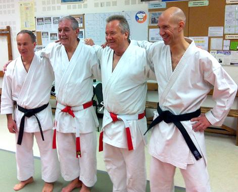 club karate lannion